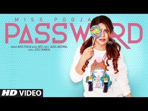 PASSWORD LYRICS – Miss Pooja | Punjabi Song Video