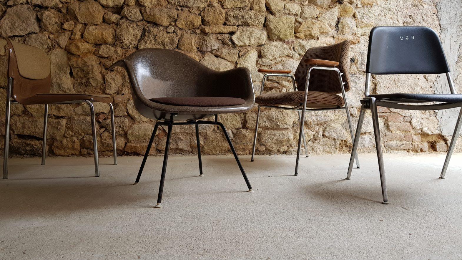 design ikonen | gebrauchte vintage stühle | mid-century modern