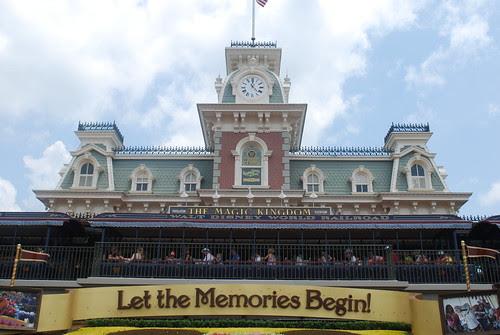 Walt Disney World... Let the Memories Begin!