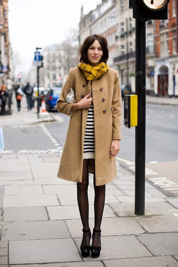 Le Fashion Blog 7 Ways To Wear Stripes In Winter Yellow Grid Scarf Camel Coat Striped Dress Platform Sandals Alex Chung By Vanessa Jackman photo Le-Fashion-Blog-7-Ways-To-Wear-Stripes-In-Winter-Yellow-Grid-Scarf-Camel-Coat-Striped-Dress-Platform-Sandals-Alex-Chung-By-Vanessa-Jackman.jpg
