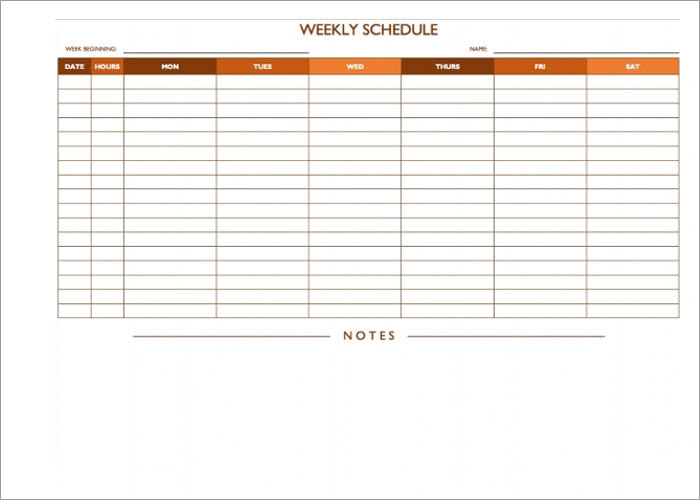 On Call Schedule Template from lh5.googleusercontent.com