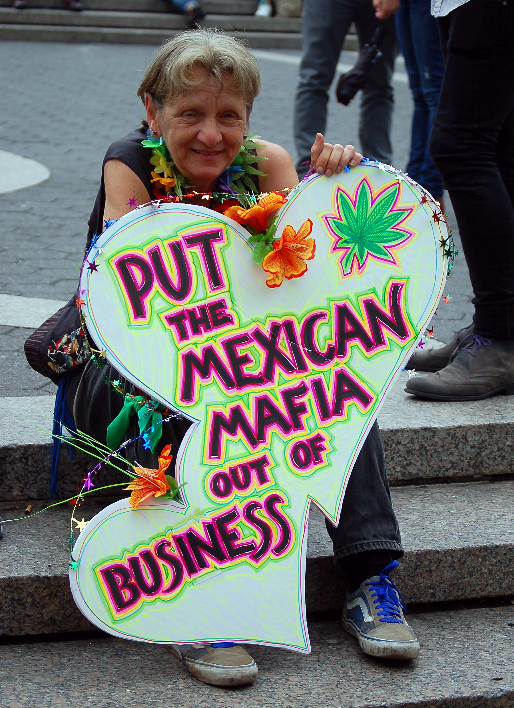 Cannabis Peace March