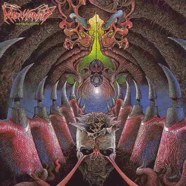 Monstrosity - Imperial Doom