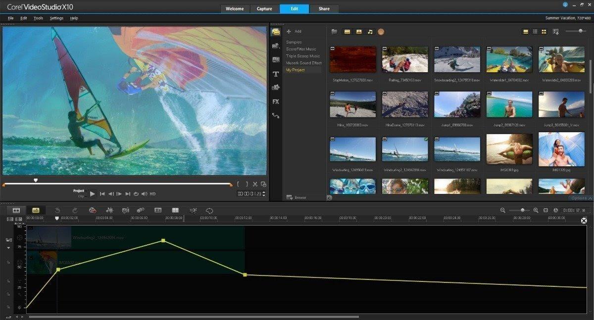 Aplikasi Pc Gratis Edit Video