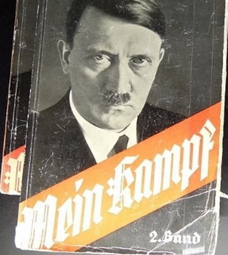 Liberdade de expresso Minha luta Mein Kampf de Adolf Hitler