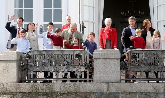 familia real dinamarca1