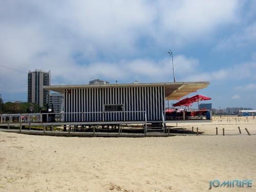 Bar de praia da Figueira da Foz #1 - Plataforma Celeste Russa (3) Beach Bar in Figueira da Foz Beach Bar in Figueira da Foz