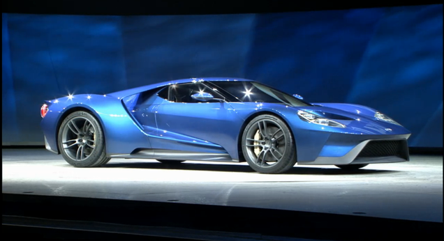 Ford GT: This Is It