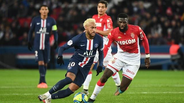 VIDEO: PSG 3:3 AS Monaco / Ligue 1