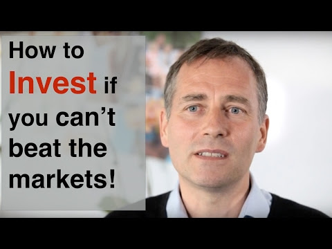 The simplest (and probably most proper) way to passive investing