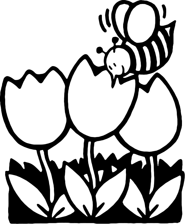 Free Black White Flower Clipart Download Free Clip Art Free Clip