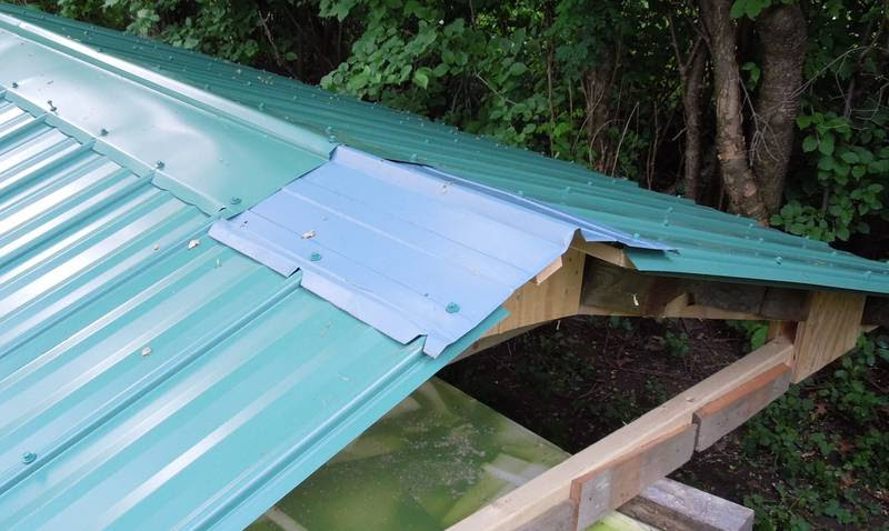 Ante Plastic Shed Roof Sheets Diy
