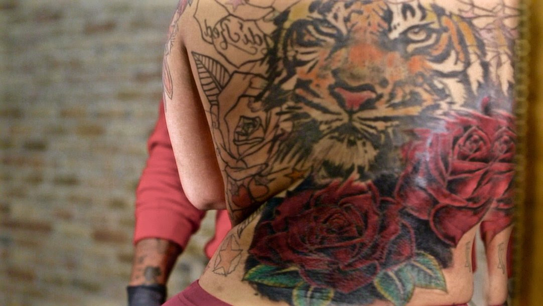 Tiger Cover Up Tattoo Black Ink Crew Chicago Video Clip Vh1