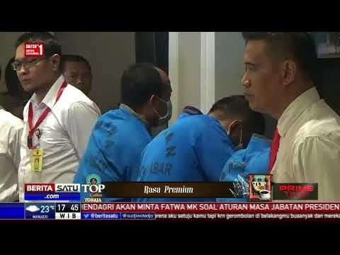 Ketua Panwaslu dan Komisioner KPU Garut Terciduk Kasus Suap