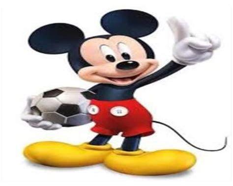 membuat gambar kartun mickey mouse kumpulan gambar