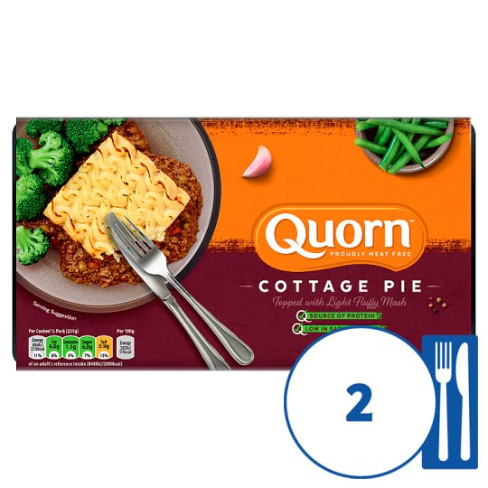 Quorn Cottage Pie 500G - Groceries - Tesco Groceries