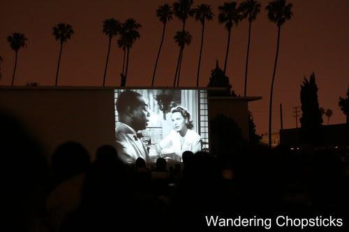 Cinespia Cemetery Screenings (Casablanca) - Hollywood Forever Cemetery - Los Angeles 9