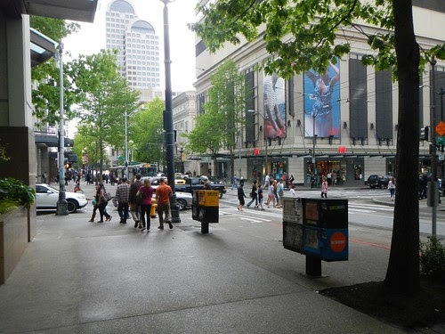 Everyday for 7 Weeks - Day 28 - Seattle