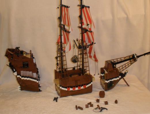 Marinha Americana quer construção de navio modulares