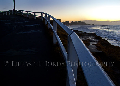 Newcastle City Sunrise by Life with Jordy