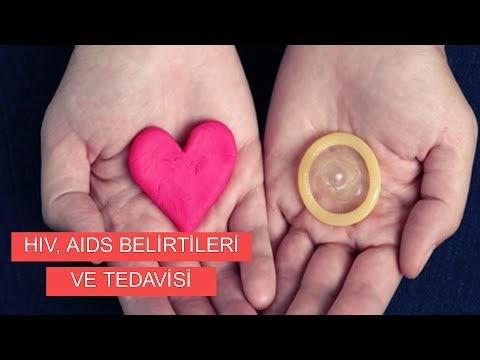 HIV, AIDS BELİRTİLERİ VE TEDAVİSİ
