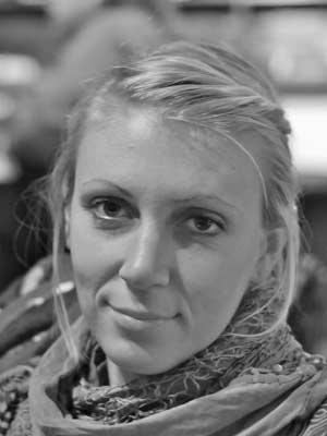 A americana Jessica Buchanan, uma das resgatadas (Foto: AP)