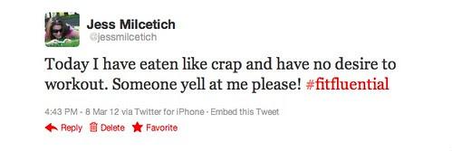 thurs tweet