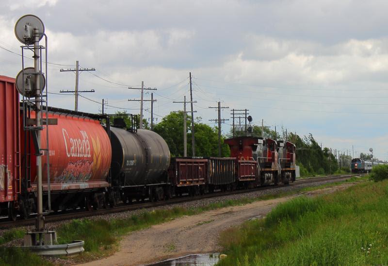 CN meets VIA