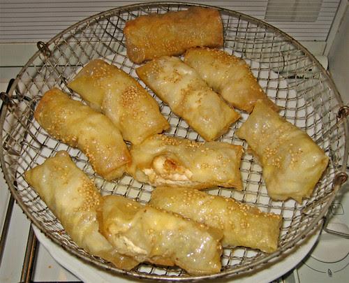 involtini croccanti di pesce all'orientale by fugzu