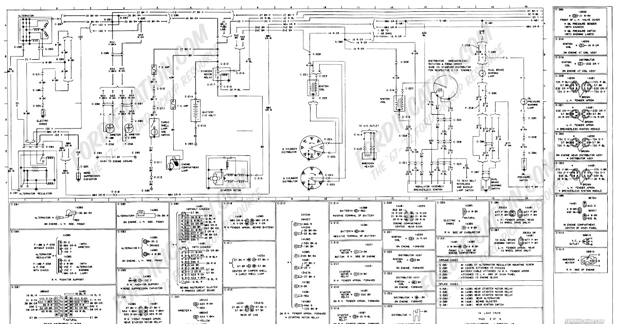 98 Ford E 350 Ac Wiring Diagram