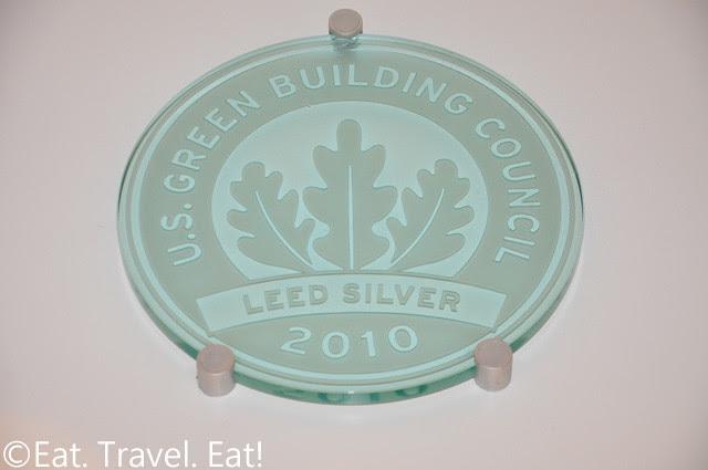 Leed Silver Award @ LAX, TBIT