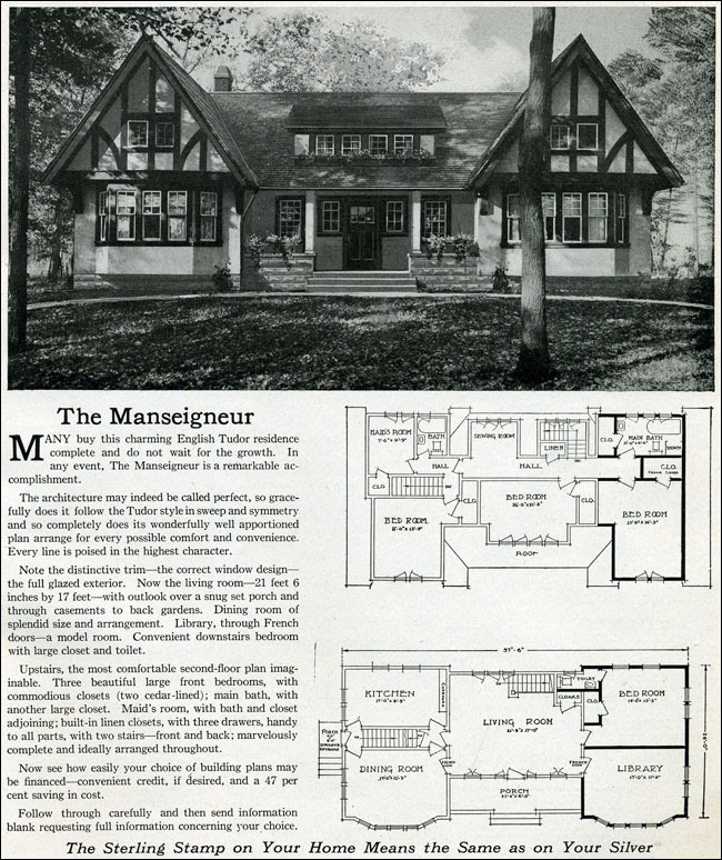 Pictures Of English Cottages From The 1920 S With Attached: Larsen Interiors, LLC: Early 1900s Part 2: Architecture
