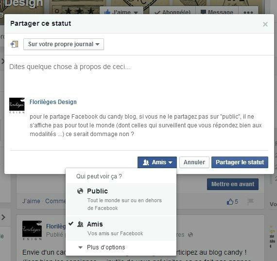 partage FB