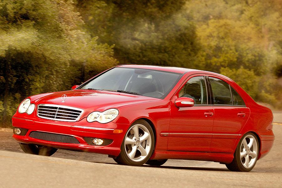 2007 Mercedes-Benz C-Class Reviews, Specs and Prices ...