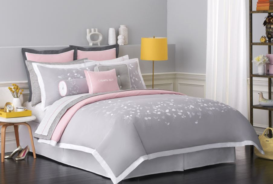 New { Charming!} Bedding Collections from Kate Spade New York – Frugal Novice