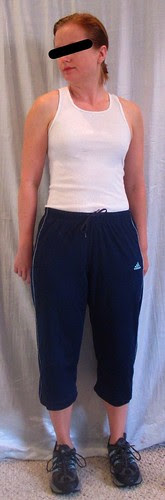 Hideous Old Gym Pants