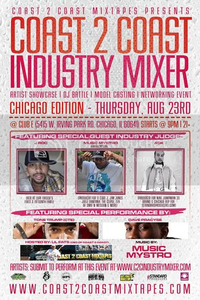 Coast 2 Coast Industry Mixer Chicago, The Road to Coast 2 Coast Convention 2012 Chicago