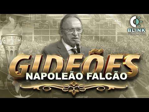 Pr. Napoleão Falcão - Gideões Missionários 2017