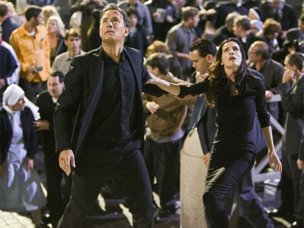 Tom Hanks é um simbologista em 'Anjos e Demônios' (Foto: Divulgação / Reprodução)