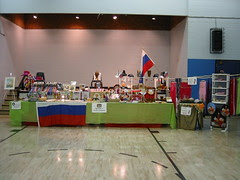 Folklorama Russian Pavilion Souvanir Booth