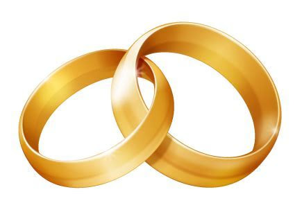 Wedding ring engagement ring cartoon clip art 9 engagement