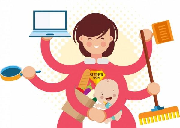 Download 950 Koleksi Background Ibu Dan Anak Gratis Terbaik