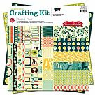 Social club - PAPER CRAFTING KIT