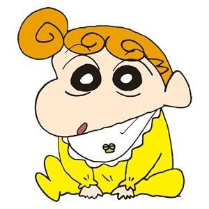野原ひまわりクレヨンしんちゃんの画像待受絵写真イラスト