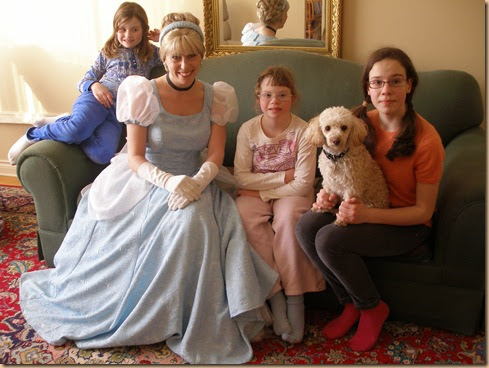 Cinderella Dress Tutorial by MezzoCouture