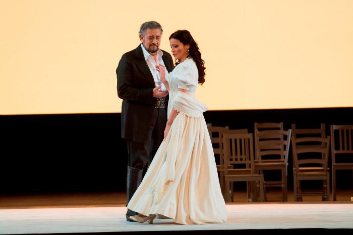 Luisa Fernanda, primera zarzuela de Plácido Domingo en el Palau de les Arts