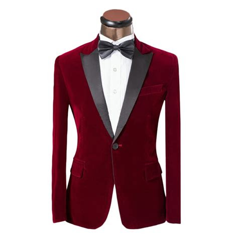 red prom suit jacket dress yy