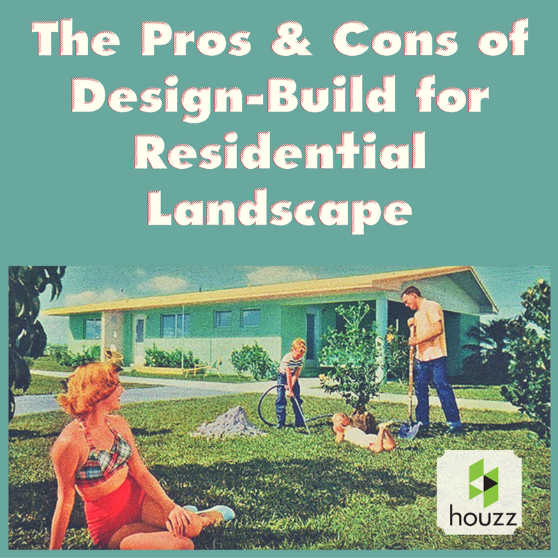 Five Reasons To Hire A Design Build Landscape Firm