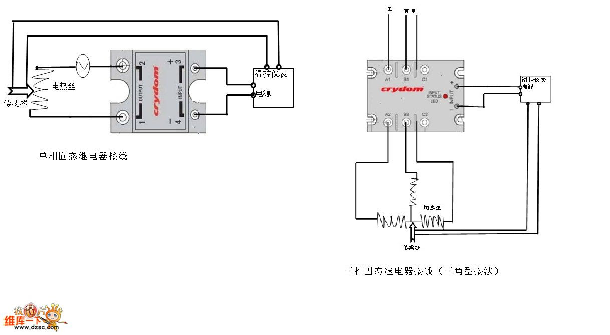 32 Solid State Relay Wiring Diagram