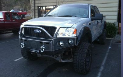 Winch Bin Ford F 150 With Winches Pics And Gallery